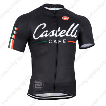 8d51ea8da 2014 Team Castelli CAFE Cycle Wear Biking Maillot Jersey Tops Shirt ...