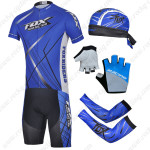 2014 Team FOX Cycling Set Blue