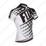 2014 Team FOX Riding Jersey Black White