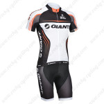 2014 Team GIANT Cycling Kit White Black