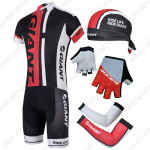 2014 Team GIANT Pro Cycling Set Black Red