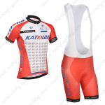 2014 Team KATUSHA Cycling Bib Kit