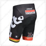 2014 Team LOTTO BELISOL Bicycle Shorts