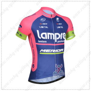 2014 Team Lampre MERIDA Cycling Jersey