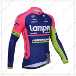 2014 Team Lampre MERIDA Cycling Long Jersey