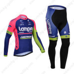2014 Team Lampre MERIDA Cycling Long Kit