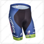 2014 Team Lampre MERIDA Cycling Shorts