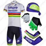 2014 Team Lampre MERIDA UCI Pro Cycling Set White