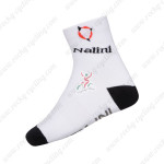 2014 Team NALINI Cycling Socks White
