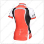 2014 Team NALINI Women Bike Jersey Red Black