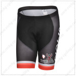 2014 Team NALINI Women Cycling Shorts Red Black