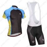 2014 Team Pearl Izumi Cycling Bib Kit Blue Black