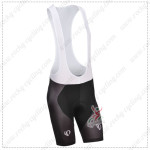 2014 Team Pearl Izumi Cycling Bib Shorts Black