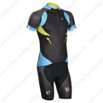 2014 Team Pearl Izumi Cycling Kit Black