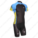 2014 Team Pearl Izumi Cycling Kit Blue Black