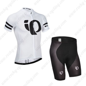 2014 Team Pearl Izumi Cycling Kit White