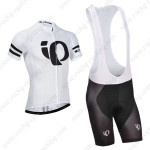2014 Team Pearl Izumi Pro Cycling Bib Kit White