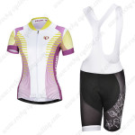 2014 Team Pearl Izumi Women Cycling Bib Kit