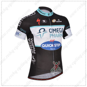 2014 Team QUICK STEP Cycling Jersey