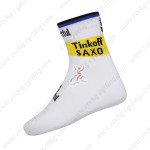 2014 Team SAXO BANK Cycling Socks White2014 Team SAXO BANK Cycling Socks White