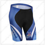 2014 Team Santini Cycling Shorts Blue