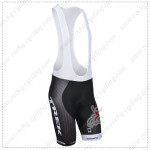 2014 Team TREK Riding Bib Shorts Black2014 Team TREK Riding Bib Shorts Black