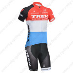 2014 Team TREK Cycling Kit Red Blue