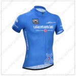 2014 Tour de Italia Cycling Blue Jersey