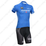 2014 Tour de Italia Cycling Kit Blue
