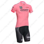 2014 Tour de Italia Cycling Kit Pink