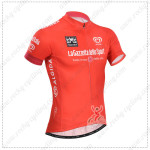 2014 Tour de Italia Cycling Red Jersey