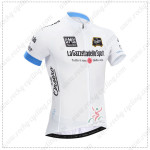 2014 Tour de Italia Cycling White Jersey