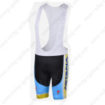 2014 air ASTANA Cycling Bib Shorts