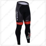 2015 Team BARO ARGON 18 Cycling Long Pants Tights Black