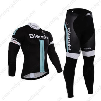 2015 Team BIANCHI Cycling Long Kit