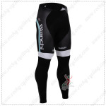 2015 Team BIANCHI Cycling Long Pants Tights
