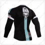 2015 Team BIANCHI Riding Long Sleeves Jersey