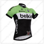 2015 Team Belkin Cycling Jersey ropa de ciclismo