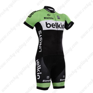 2015 Team Belkin Cycling Kit ropa de ciclismo2015 Team Belkin Cycling Kit ropa de ciclismo