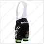 2015 Team Belkin Riding Bib Shorts