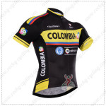 2015 Team COLOMBIA Cycling Jersey