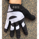 2015 Team Cervelo Winter Cycling Thermal Fleece Gloves Black White