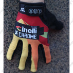2015 Team Cinelli Santini Winter Cycling Thermal Fleece Gloves