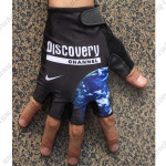2015 Team DISCOVERY Cycling Gloves Mitts