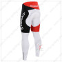 2015 Team GIANT Alpecin Bicycle Long Pants Tights Red Black