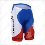 2015 Team GIANT SHIMANO Cycling Shorts Red Blue
