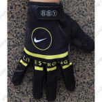 2015 Team LIVESTRONG Winter Cycling Thermal Fleece Gloves Black