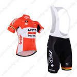 2015 Team LOTTO SOUDAL Cycling Bib Kit