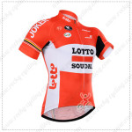 2015 Team LOTTO SOUDAL Cycling Jersey