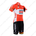 2015 Team LOTTO SOUDAL Cycling Kit
